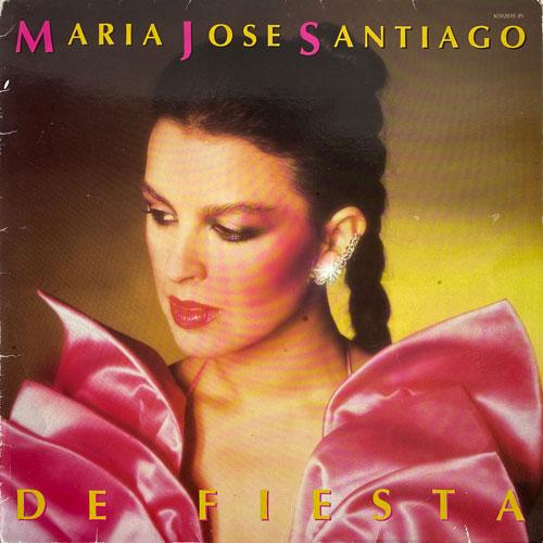 Carátula del disco De fiesta