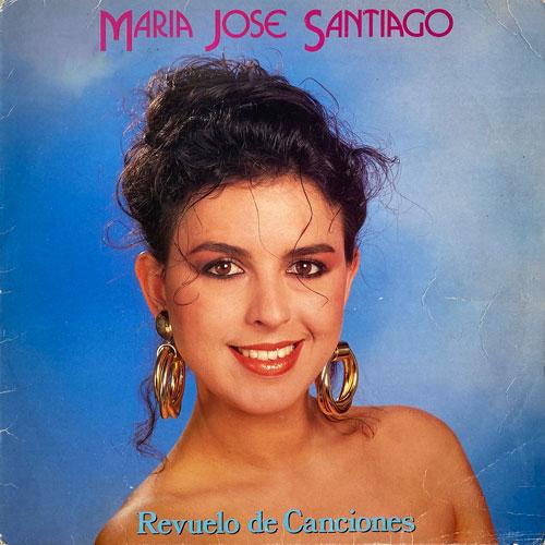 Carátula del disco Revuelo de canciones