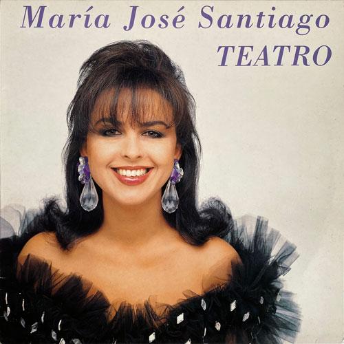 Carátula del disco Teatro