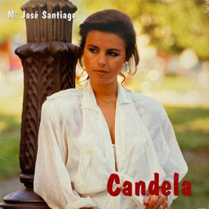 Carátula del disco Candela