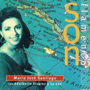 Carátula del disco Flamenco Son