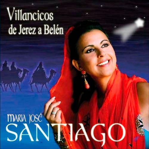 Carátula del disco Villancicos de Jerez a Belén