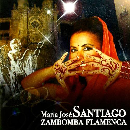 Carátula del disco Zambomba Flamenca